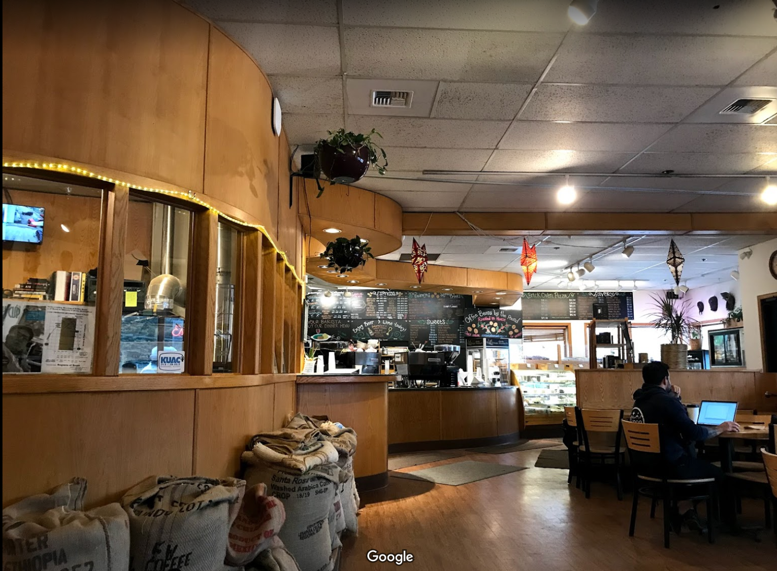 Photo of Everything about Alaska Coffee Roasting Cafe in Fairbanks