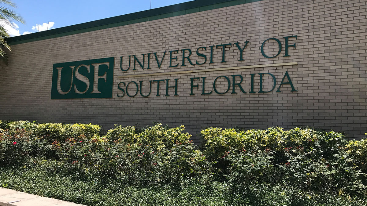 University of Florida outer wall