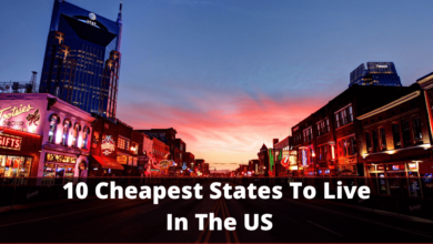 Photo of Cheapest states to live in the US