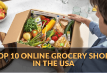 Photo of List of Best Online Grocery Shops in the USA