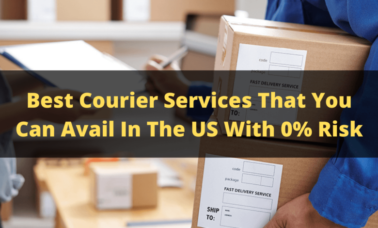 Best Courier Services in the US