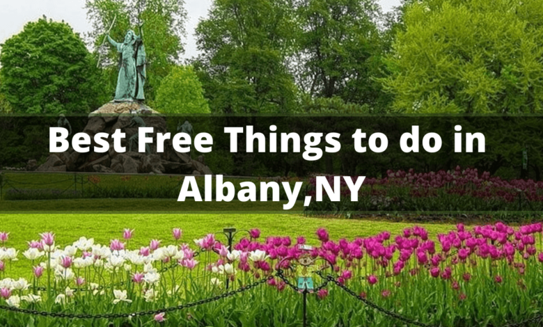 Best Free Things to do in Albany,NY (1)